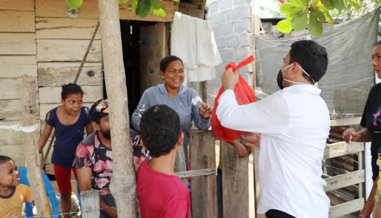 Convocan donaciones para familias vulnerables en Córdoba