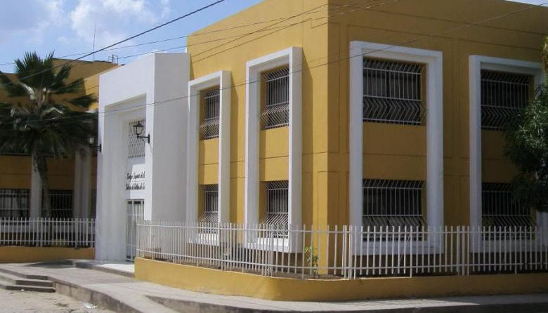Complejo judicial de Sabanalarga, donde el Juzgado Primero Promiscuo del Circuito de ese municipio debe decidir en segunda instanciaa.