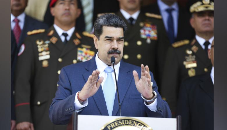 Fuerza Armada de Venezuela ratifica respaldo a Maduro tras acusaciones de EEUU