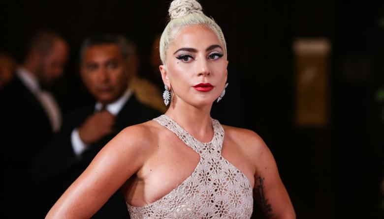La artista y cantante, Lady Gaga.
