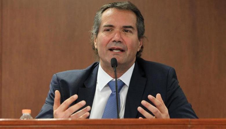 El chileno Neven Ilic, presidente de Panam Sports.