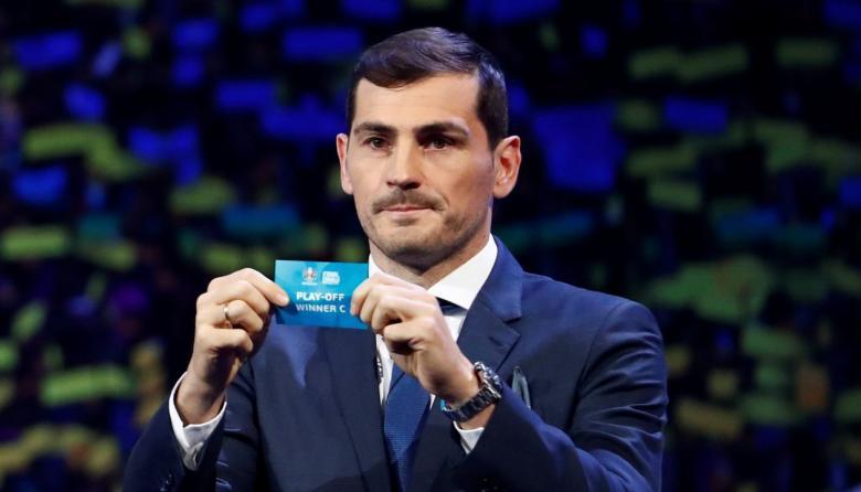 """""""Hay que ser muy comedido para que vuelva el fútbol"""": Casillas"""
