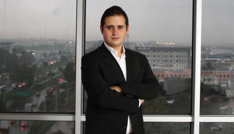 Andrés Ramírez, director ejecutivo de Camacero.