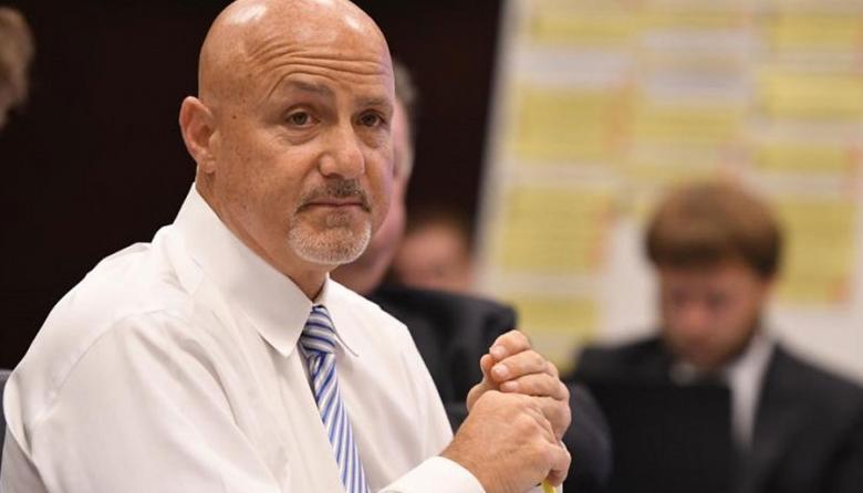 Mike Rizzo, gerente general de Nacionales de Washington.