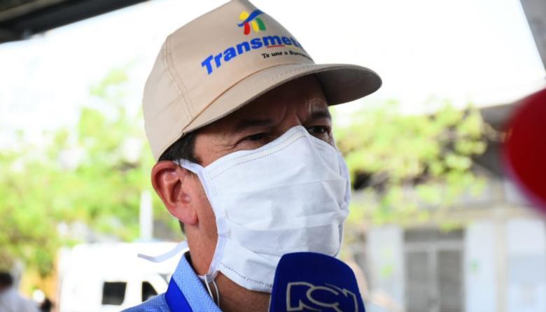 En video | Los usuarios no respetaron el aforo permitido: gerente de Transmetro