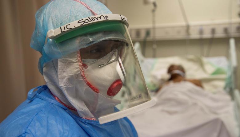 Los rituales de los valientes que le ponen el pecho a la pandemia