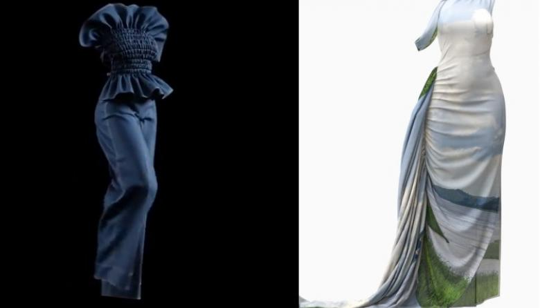 Modelos invisibles y ropa virtual, la moda ya se adapta al COVID-19
