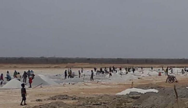 Después de 100 días de huelga en las Salinas de Manaure no se vislumbra un acuerdo