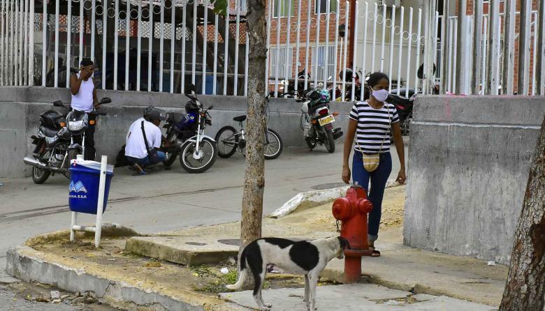 Las Gardenias es un conjunto habitacional ubicado en el suroccidente de la ciudad de Barranquilla.
