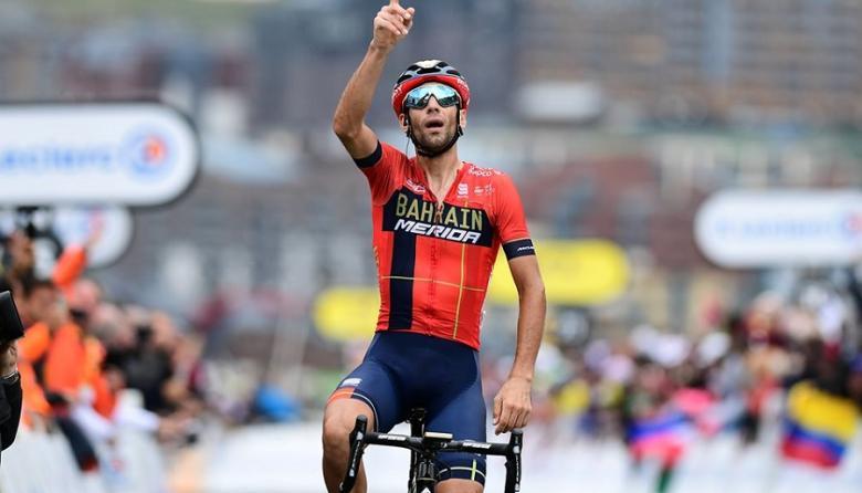 Nibali piensa en el Mundial y en el maillot rosa del Giro de Italia