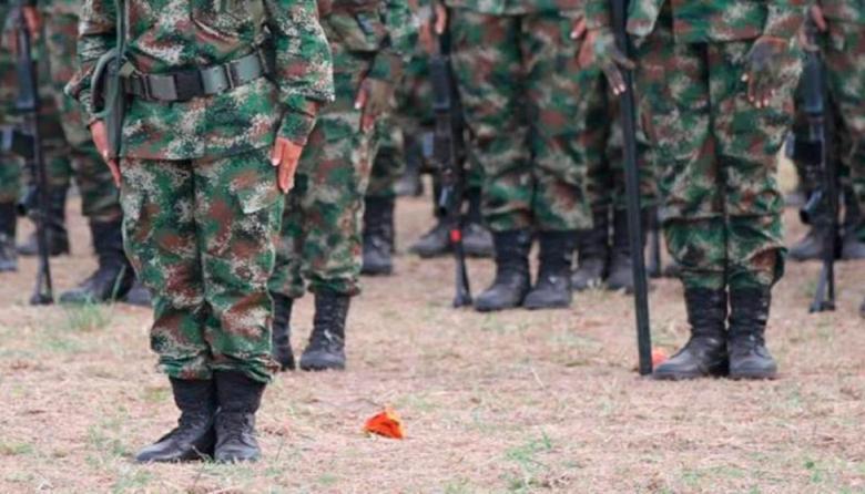 Ejército Nacional de Colombia.
