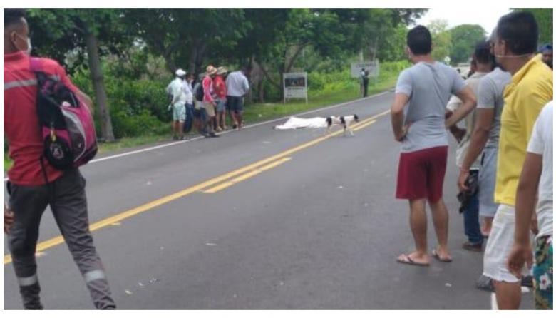 Menor de 11 años murió arrollado por una camioneta en Campeche