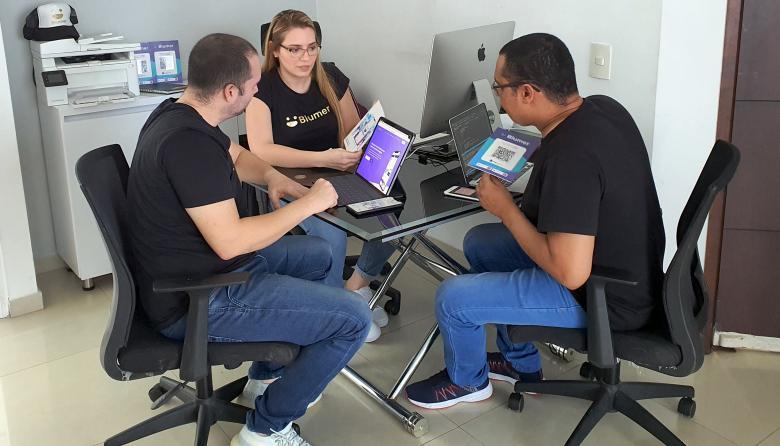 Blumer, la plataforma hecha en Barranquilla con propósito social