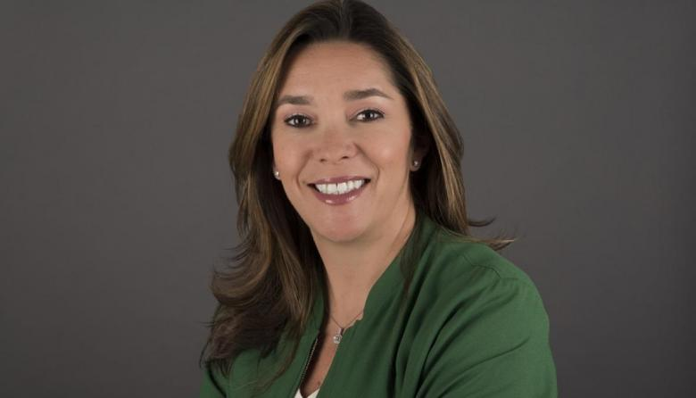 María Fernanda Suárez, ministra de Minas y Energía,