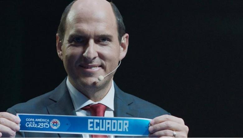 """Andrés Parra, de """"patrón del mal"""" a gran corrupto de la FIFA"""