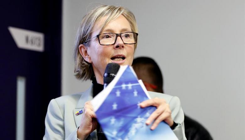 UE ajusta el 70 % de sus proyectos en Colombia para luchar contra la COVID-19
