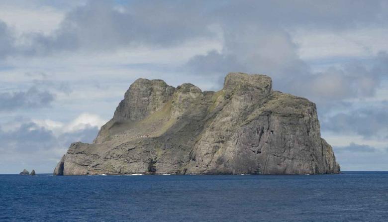 Isla de Malpelo.