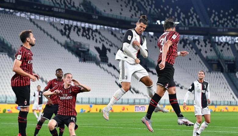 La Juventus, a la final de la Copa de Italia