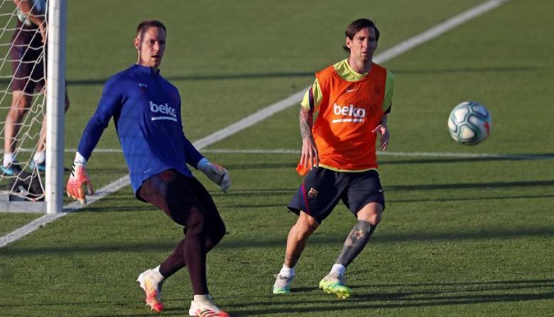 ¡Vuelve Messi! ¡Vuelve el Barcelona!