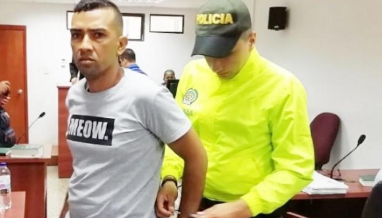 Jaider Acuña Barrios, presunto asesino del pediatra Alberto Aroca deberá seguir en prisión.