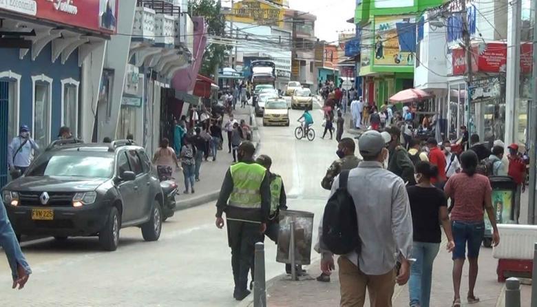 Alarmantes cifras de contagio de la COVID-19 en Sucre: 332 casos