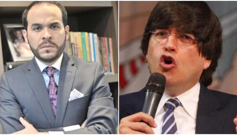La defensa es una vocación: Abelardo De la Espriella a Jaime Bayly
