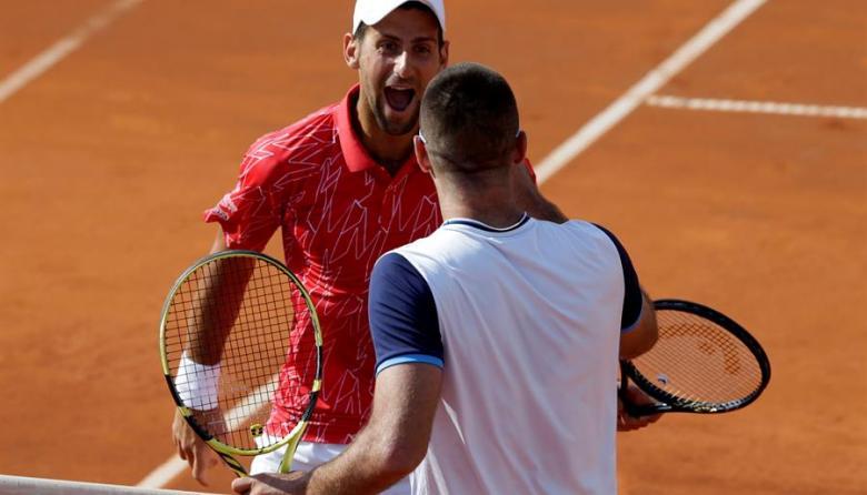 ¿Hubo negligencia de Djokovic?