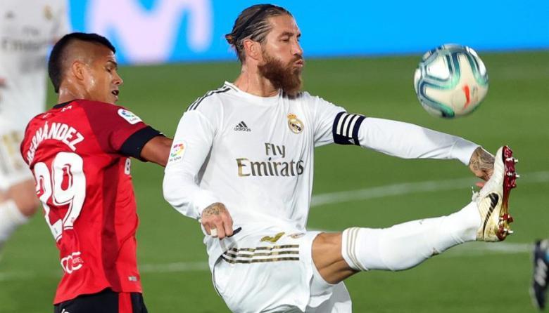 'El Cucho' no pudo salvar al Mallorca de la derrota ante el Real Madrid