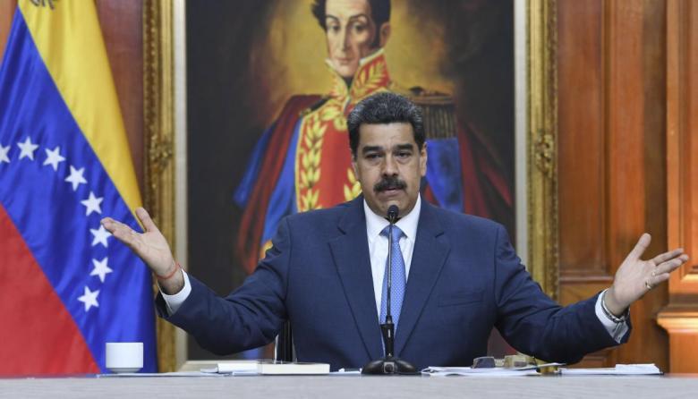"""Venezuela dice que es """"insólito"""" que EEUU le acuse de permitir el terrorismo"""