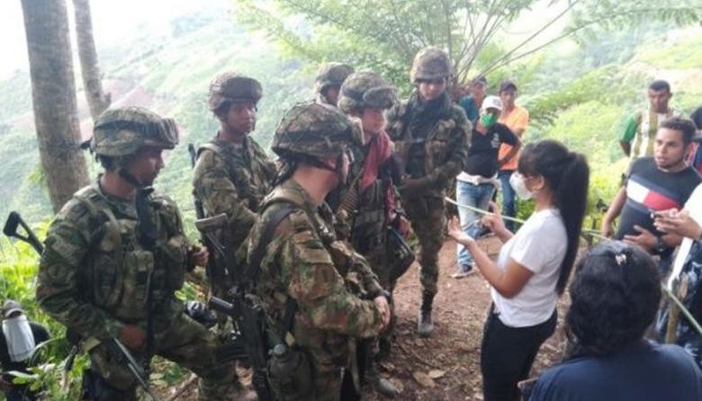 Denuncian muerte de campesino en incidente con el Ejército en el Catatumbo