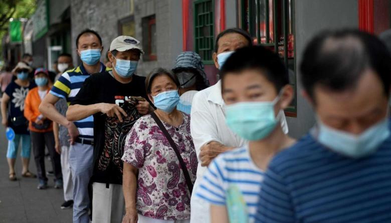 """OMS afirma que el fin de la pandemia """"ni siquiera está cerca"""""""