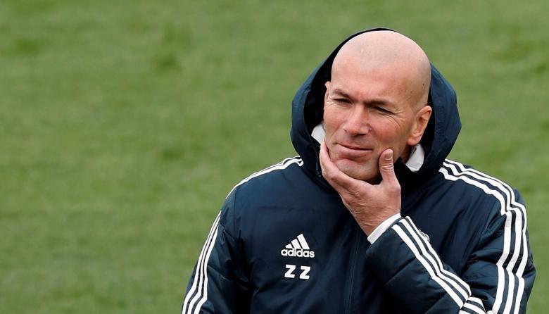 """Aunque ganemos mañana no pasará nada definitivo"": Zidane"