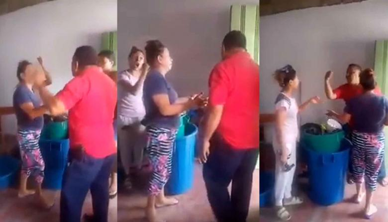 En video | Familia denuncia desalojo arbitrario en Ciénaga de Oro