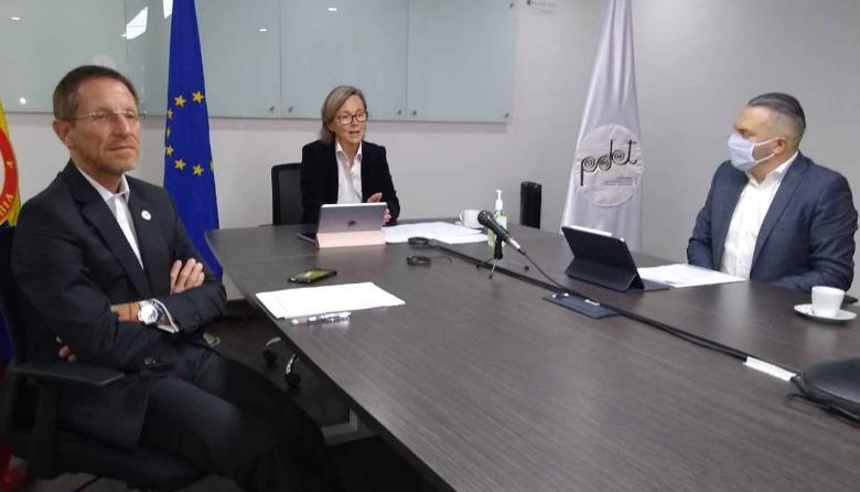 En video   $52 mil millones de la UE para la paz en Colombia