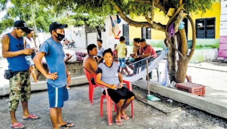 Tasajera espera noticias de quienes se debaten entre la vida y la muerte en clínicas de varias ciudades