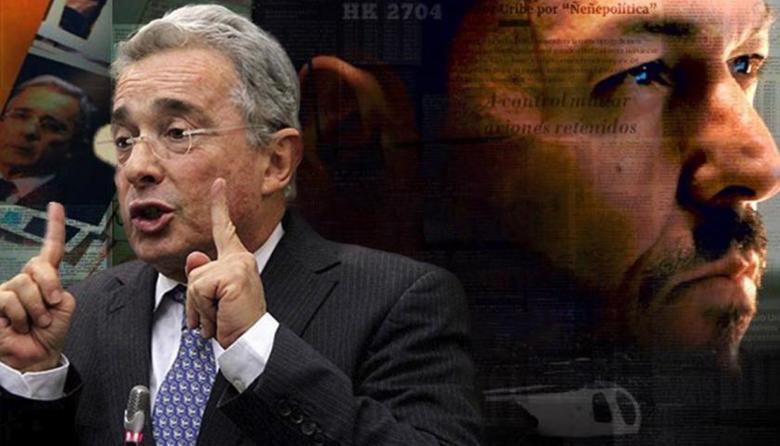 Uribe perdió demanda contra autor de la serie 'Materife'