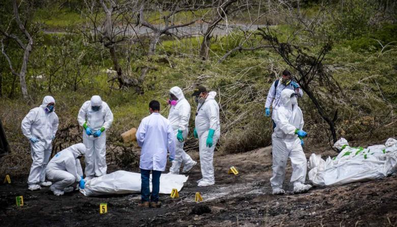 Tragedia en Tasajera deja ya 20 muertos