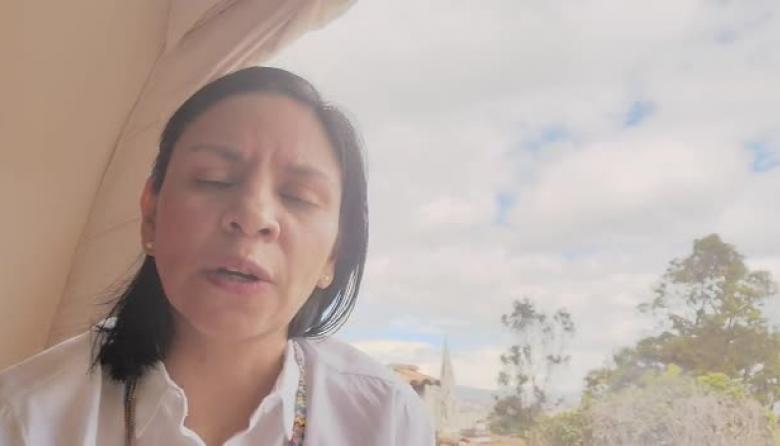 Comisión de la Verdad recibe informe de mujeres arhuacas de la Sierra Nevada