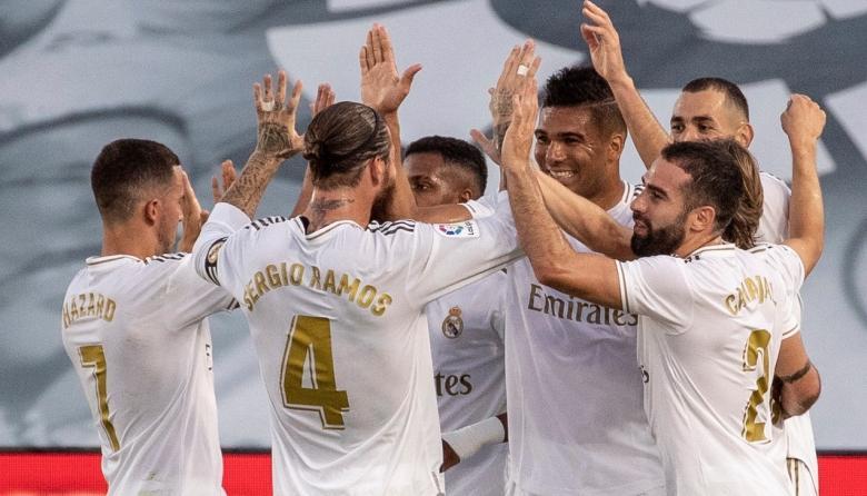 Los 34 títulos de Liga del Real Madrid