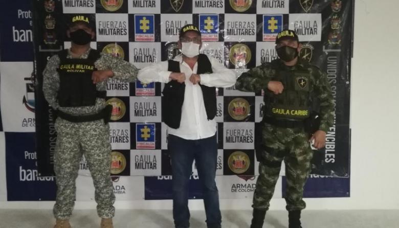 En video | Gaula libera a ingeniero secuestrado en María la Baja,  Bolívar