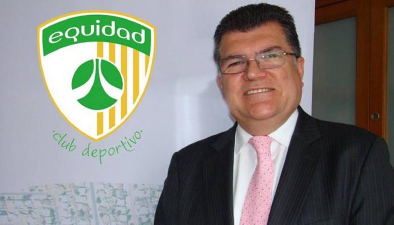 Carlos Mario Zuluaga, presidente de La Equidad.