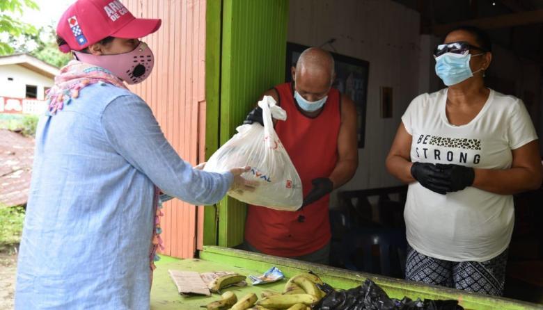Organización Sarmiento Angulo entregó más de 22 mil mercados en Atlántico