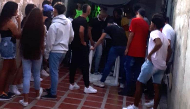 """""""Noche ilegal"""" alerta en plena flexibilización de restricciones"""