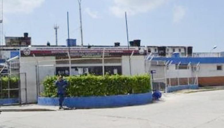 Cárcel de Santa Marta,