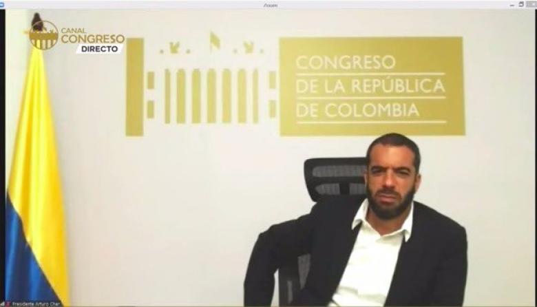"""Me enorgullece el legado de Esthercita Forero"": Char"