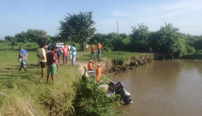 Encuentran cadáver de desaparecido en el río Magdalena