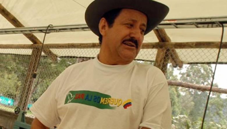 Hernán Giraldo Serna, el excomandante paramilitar.
