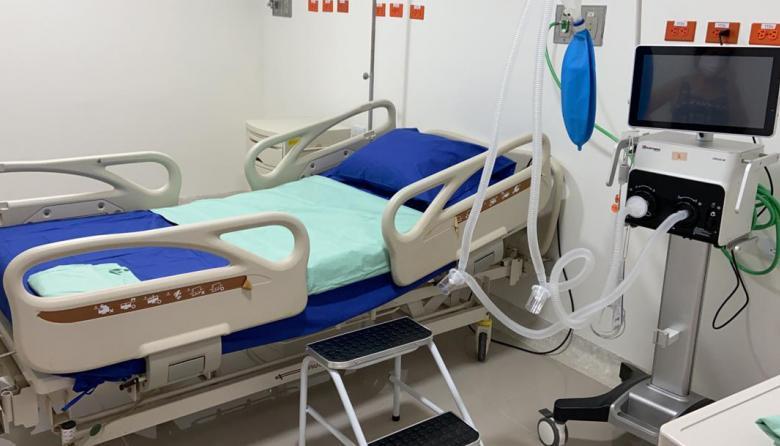 Supersalud pone al servicio de Sucre 5 camas UCI desde San Marcos