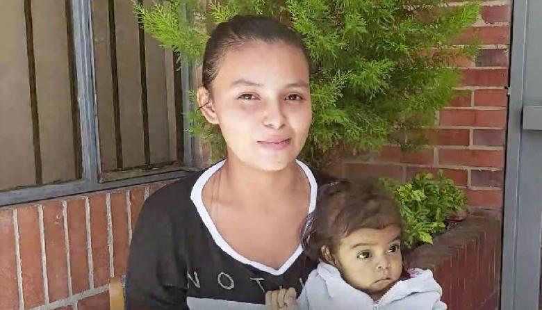 La travesía desde el sur de Bolívar para el trasplante a una bebé