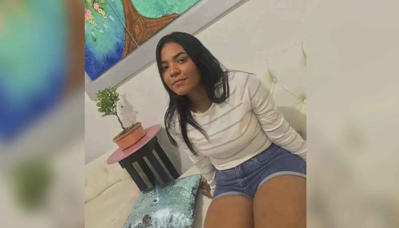 Madelayne Ortega, menor hallada sin vida en la UA.